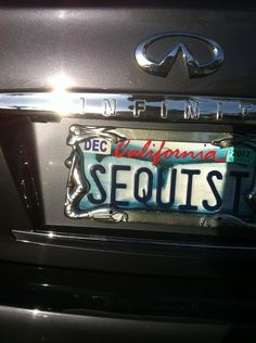our mermaid license plate frame