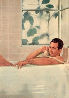 Rock Hudson- Pillow Talk