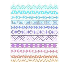 Rainbow Aztec by MZawesomechic