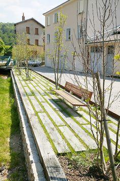 custom made urban bench by grijsen d sseldorf germany urban furniture pinterest urban. Black Bedroom Furniture Sets. Home Design Ideas