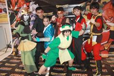 avatar team cosplay by omegaseraphx, via Flickr