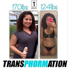 Another awesome and inspiring #Transphormation from #LegionofBoom member, Instagram user @aguilamichelle! She has lost a total of 46 pounds!!! #nextlevelshit
