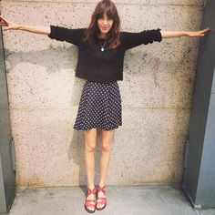 Alexa Chung media gallery on Coolspotters. See photos, videos, and links of Alexa Chung. Daily Alexa Chung, Alexa Chung Style, Kendall Jenner Outfits, Style Outfits, Pretty Outfits, Models Off Duty, Moda Paris, Looks Style, Mode Inspiration