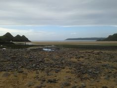 Three Cliffs - Gower beaches