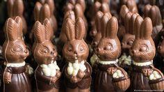 Schokoladenhasen (Foto: picture-alliance/dpa/Patrick Pleul)