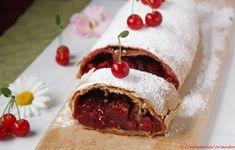 Viennese Style Cherry Strudel Recipe