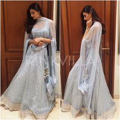 Yay or Nay : Athiya Shetty in Anita Dongre