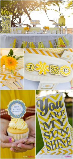 46 Trendy Baby Shower Ideas For Girls Themes Summer You Are Fiesta Baby Shower, Baby Shower Parties, Baby Shower Themes, Shower Party, Shower Games, Babyshower Themes For Girls, Baby Shower Yellow, Sunshine Birthday Parties, Baby Birthday