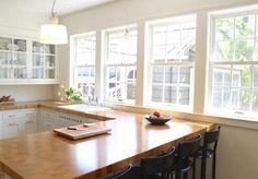 Si estás pensando en reformar o montar tu cocina, te contamos los tipos de encimera y las ventajas de cada uno.