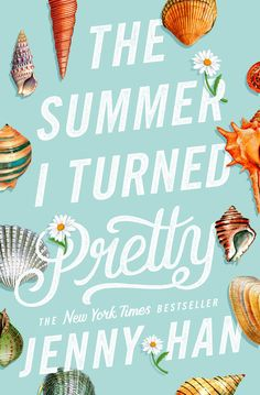The Summer I Turned Pretty by Jenny Han (Redesign)