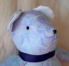 Wyatt the Little Bear by ellemardesigns on Etsy, $10.00