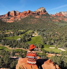 Amazing view at Sedona, Arizona