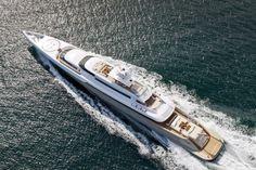 Hanseatic Marine's Smeralda 77m