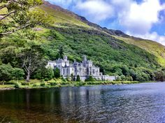 Kylemore Abbey & Victorian Walled Garden in Co Galway, Co Galway Very beautiful place to spend the afternoon and walk the grounds.  Would reccommend this on any day of the week!