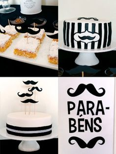 festa tema bigode - Pesquisa Google