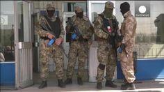 Ucrania: crece la tensión al este del país pese a la liberación de un miembro de la OSCE