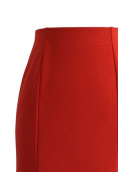 The curves will be on 1000 as you step out in this fit-and-flare tan pencil skirt! The skirt is the color of the deepest, vibrant orange while the hemline billboards modesty. The curve-hugging silhouette keeps this classic staple item as youthful and sexy as you need it to be! Pair with a crop top, leather jacket and heels for a sexy look made for going out and tearing up the town! - Elastic waist - Fabric provides stretch - Not lined - 95% Polyester, 5% Spandex - Machine washable Size(cm...
