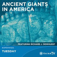 Recent archeological discoveries support the indigenous lore of an advanced race of American giants, yet the evidence is considered forbidden. Despite this suppression of information, Richard J. Dewhurst has uncovered proof that ancient giants once ruled America.