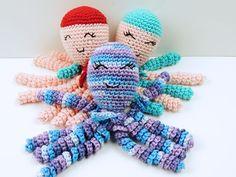 Crochet: Pulpito para bebes prematuros - YouTube