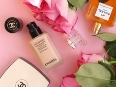 Chanel Les Beiges Healthy Glow Foundation #chanelcosmetics #chanel #lesbeiges #chanellesbeiges #lesbeigeshealthyglowfoundation #chanelhealthyglowfoundation #healthyglowfoundation #review #beautyblog makeup #anotherkindofbeautyblog