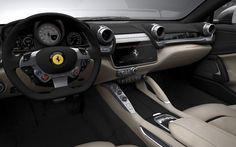 Ferrari GTC4Lusso | a whole new world