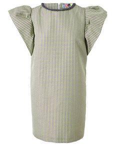 MSGM | Woven Cotton-blend Dress