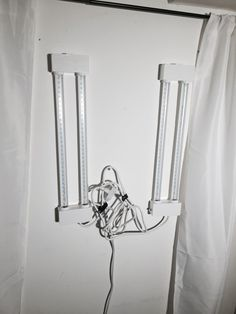 Fake Window from LED Plant Lights! - Imgur