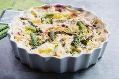 Resep: Korslose groentequiche (Banting-vriendelik en vegetaries) | Netwerk24.com
