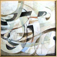 """Saatchi Online Artist Sally Schaedler; Painting, """"Glass Pond"""" #art"""