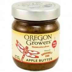Oregon Growers & Shippers Apple Chai Fruit Butter 12 oz.