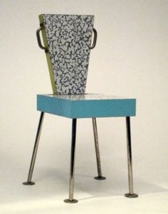 Chair by MICHELE DI LUCCHI