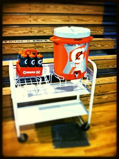 #11 Rehydration station. @USA Volleyball  #USAVolleyballPinIttoWinIt