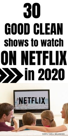 This is perfect! A list of good clean Netflix shows for families. Lots of series that are available on Netflix and appropriate for kids. This has all the best Netflix shows to watch while you are at home with the kids. #family #kids #netflix