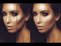 FreshDimez: Sleek Make-Up Face Contour Kit