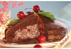 1. Dzień przed przygotowaniem ciasta wiśnie namoczyć w koniaku lub w spirytusie. Podane składniki ci...