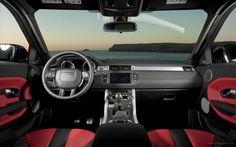 Range Rover Evoque 5 Door Interior - See more stunning Interior Design at Stylendesigns.com!