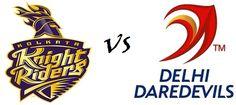 Kolkata Knight Riders VS Delhi Daredevils T20 Match 2nd IPL 2016