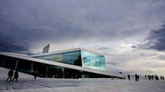 Den norske Opera & Ballett i Oslo Photo Upload, Oslo, Norway, Opera, Architecture, Places, Travel, Cityscapes, Bergen