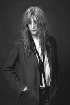 Patti Smith, 2007 © Robert Mapplethorpe