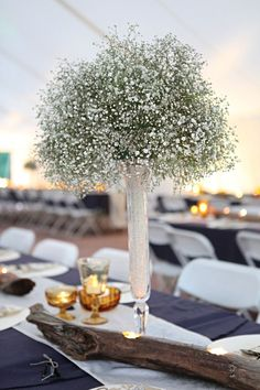 These beautiful wedding ideas are just glowing with elegant beauty and vibrant colors! From each lush floral design, to every dazzling candle, so many of these reception tables are decorated with the dreamiest decor. To get inspired with drop-dead gorgeous wedding ideas, have a look at some these hot Pinterest trends that we love! Featured Photographer: […]