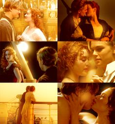 Titanic. Jack and Rose