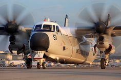 C-2 Greyhound.