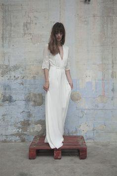 Robes de mariée - Elise Hameau - Collection 2017 | Modèle: June | Photographe…