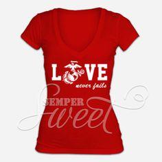 Love Never Fails #marines #usmc #semperfi