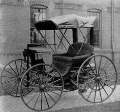 1893 Duryea 1 cylinder