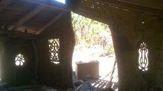 Casita de adobe - clay House