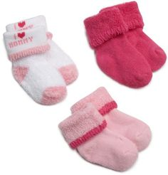 Newborn Baby I Love Mommy and Daddy Socks Baby Girl Socks, Girls Socks, Newborn Girl Outfits, Baby Girl Newborn, Baby Girls, Baby Boy, Penguin Socks, I Love Mommy, Socks And Heels