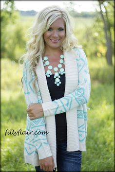 By the Fire Cardigan in IVORY