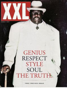 #26. The Notorious B.I.G. (XXL, 1997) - The 50 Greatest Hip-Hop Magazine Covers | Complex
