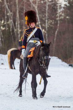 Grenadier a Cheval
